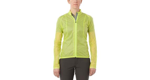 Giro Wind Jacket Women wild lime